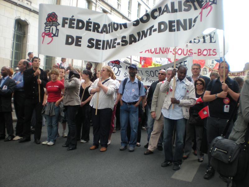 le 23 septembre 2010, manifestation pour défendre le droit à une retraite juste. dans Politique Nationale parisavril2009et1ermaimanif102
