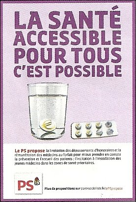 Le PS Propose 2011 propositionssant