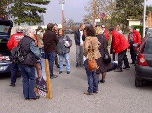 Après midi de porte à porte à Villemomble dans Actualité du parti pap2-300x223