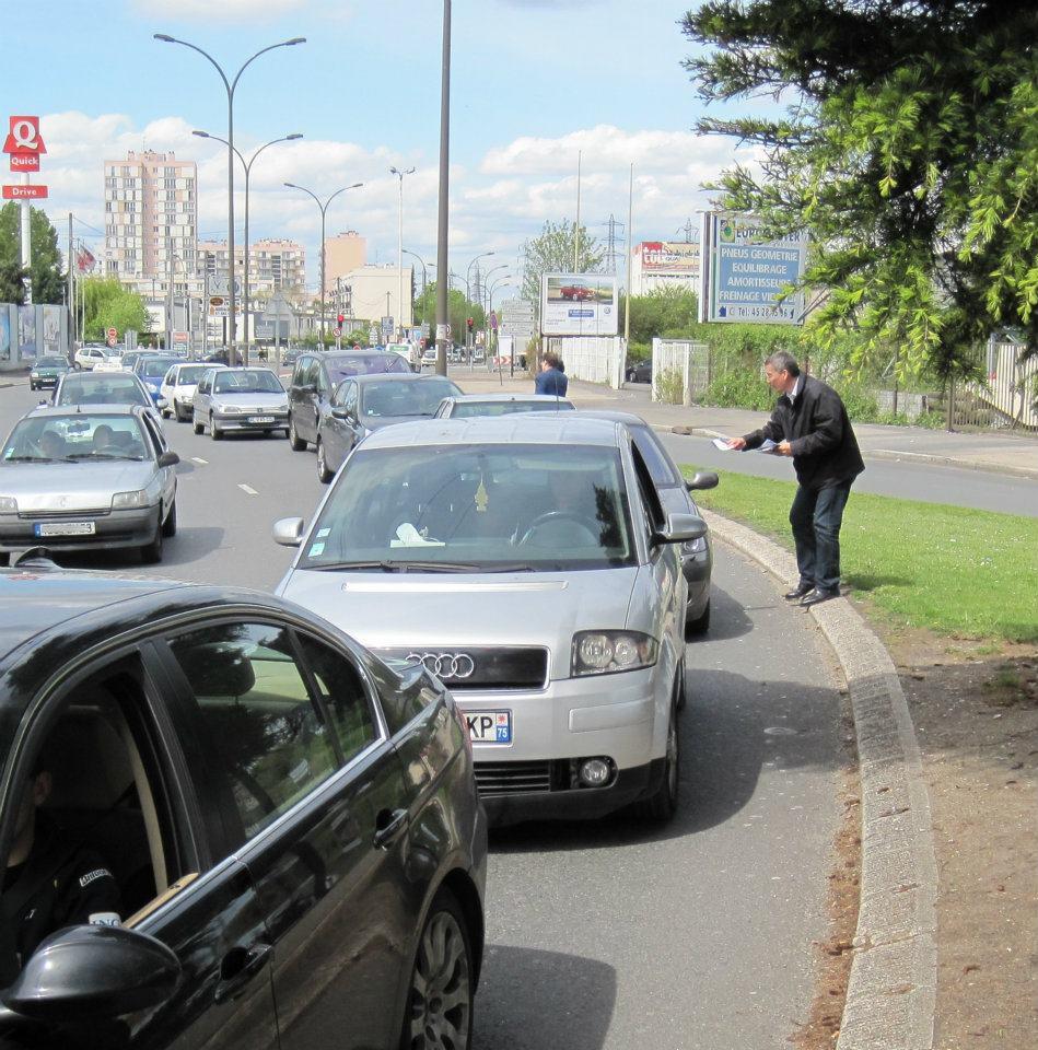 le Député/Maire de Villemomble SDF ???,   carnet de campagne suite dans actualité locale tracts_sur_la_route