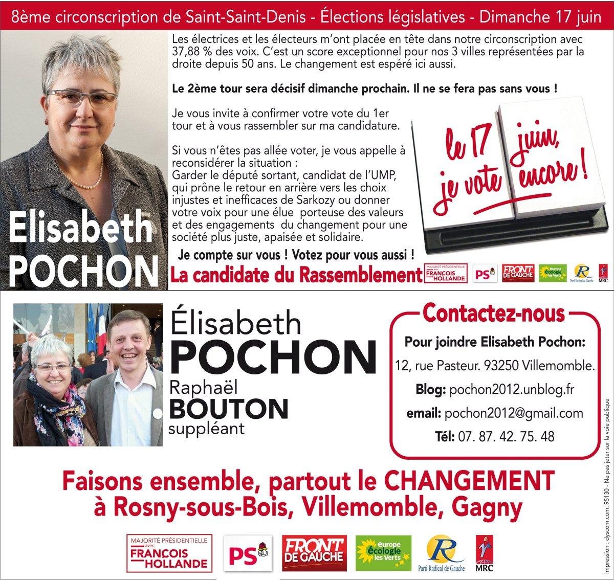 A Villemomble, le 17 juin votez Elisabeth Pochon pour une vraie députée a l'Assemblée Nationale dans actualité locale tract-horizontal-synthese