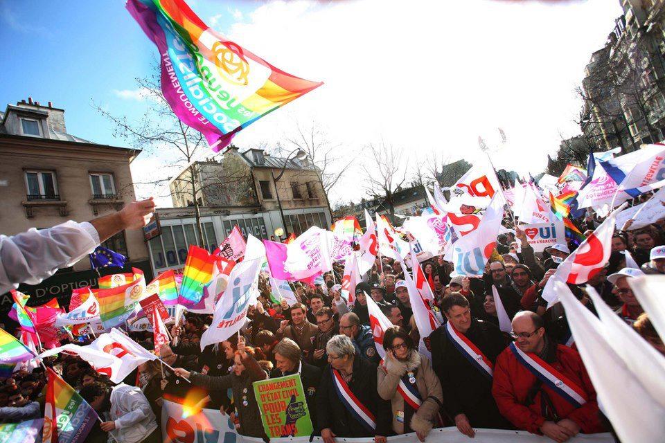 Manifestation parisienne Mariage pour tous dans Politique Nationale photos-manif-1