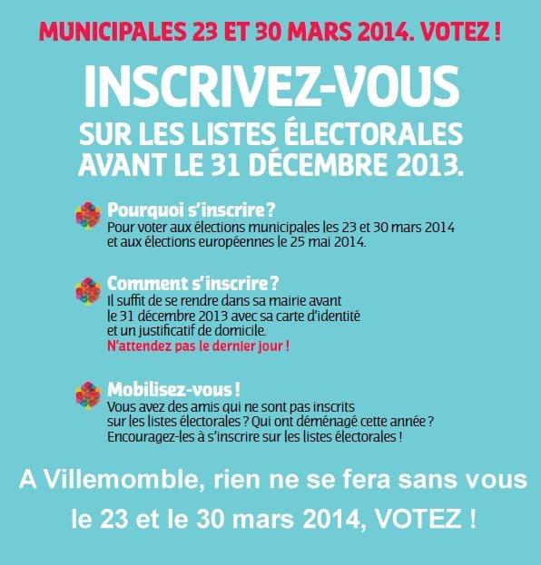 Votez en 2014