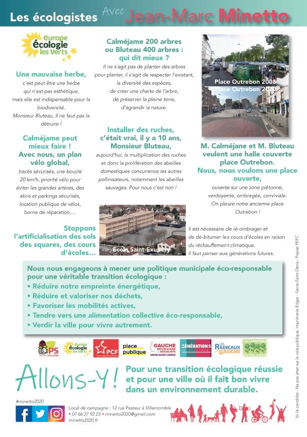verso tract avant 1er tour